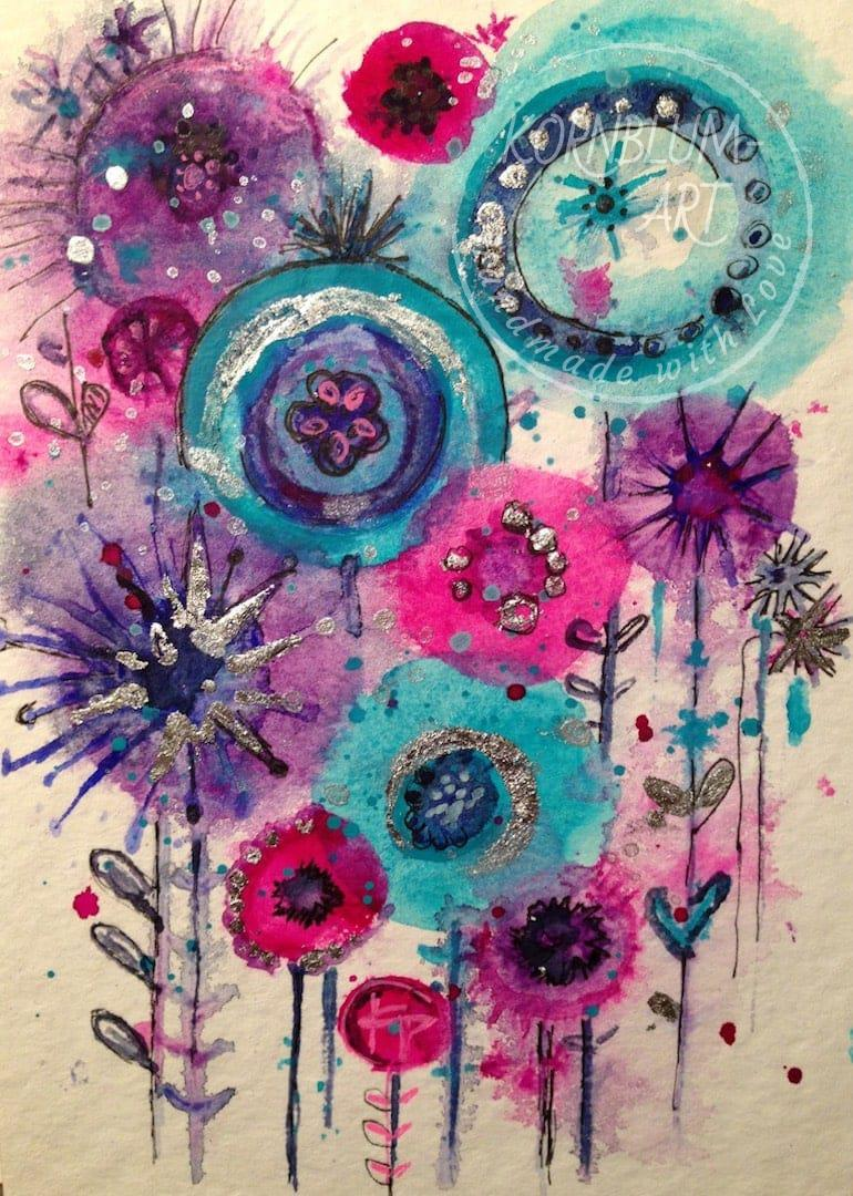Blumenstrauß Kopieklpx